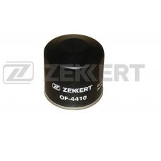 Фильтр масляный (Chevrolet Aveo, Cobalt, Spark) ZEKKERT OF-4410 (25181616)