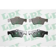 Колодки тормозные задние (MB c-class(203),e-class(211),s-class(220) LPR 05P1232 (A0074201020)