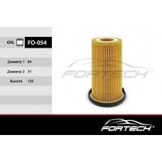 Фильтр масляный (AUDI A3,A4,A6,TT / TTS / TTRS) FORTECH FO054