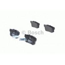 Колодки тормозные задние (Honda accord-7,crv-old) BOSCH 0986461006 (43022S5AE50)