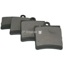Колодки тормозные задние (MB e-class) JP GROUP 880024205220ALT  (A0024205220)