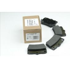 Колодки тормозные задние (CheryTigo,Toyota Rav-4a20) CHERY OEM T11BJ3501080